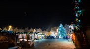 閉店するクリスマスマーケット