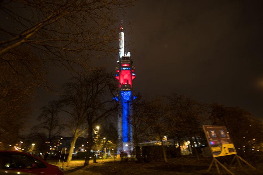 ヨーロッパでいちばん醜い塔