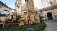 ベツレヘムは藁で作られていた