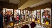 歴代のマリオネット展示