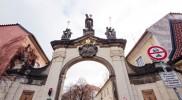 ストラホフ修道院の門