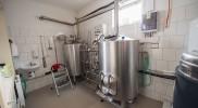 上面発酵のエールビールを醸造中