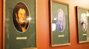左が初代管理責任者でピルスナーウルケル初代品質管理者で発明者。これでも27才