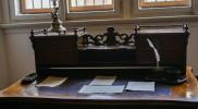 スメタナが作曲に使った机
