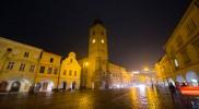時計台があるのは旧市庁舎
