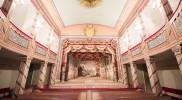 城主が娯楽のため出演していた劇場は映画「マリー・アントワネット」にも出てきていた