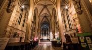 聖ヴァーツラフ大聖堂内部