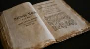 18世紀の活版印刷の本、興味深い
