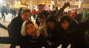 ドルニー広場でアイススケート!