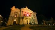 ブルノの国立劇場外観